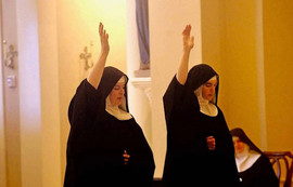 catholic sisters aka scary penguins