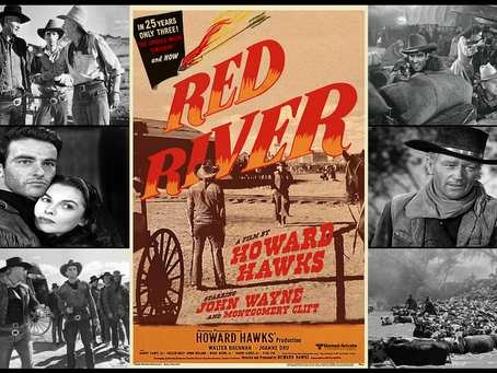 John Wayne and The Mystery of the 'Red River' Belt Buckle
