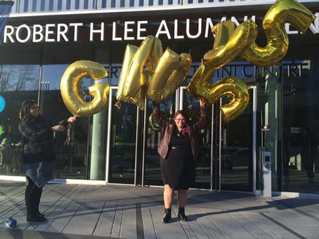 MFA: Graduating finally!