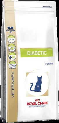 Сухой корм Royal Canin Diabetic диета для кошек при сахарном диабете