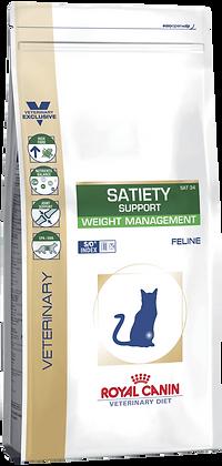 Сухой корм Royal Canin Satiety Weight Management SAT34 диета для контроля веса