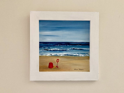 """""""Bucket and Spade' by Gillian Thompson"""