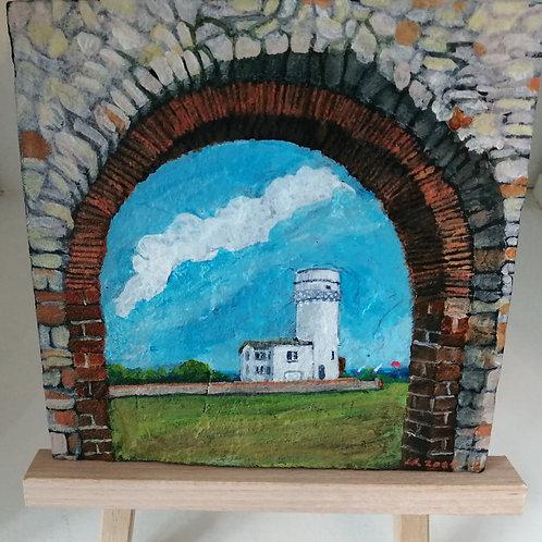 St Edmunds Chapel and Lighthouse - Lynne Rackstraw