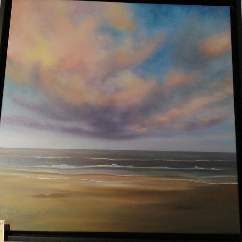 'Thornham Beach' by Maxine Byron