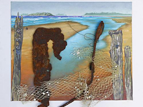 'Great barrier breach' by Krys Leach