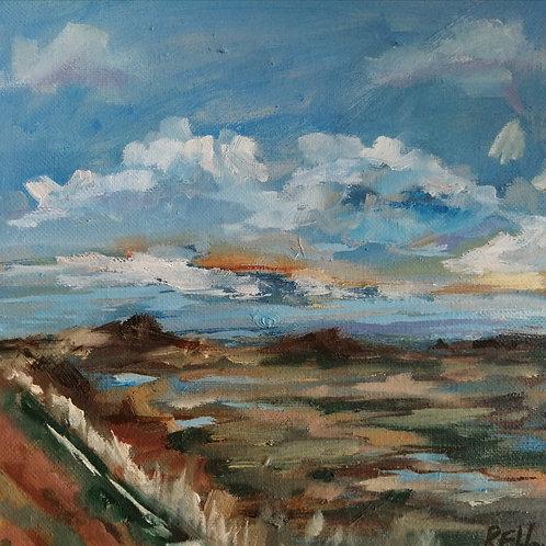 """""""Burnham Overy Staithe 2' by Rosie Haggas"""
