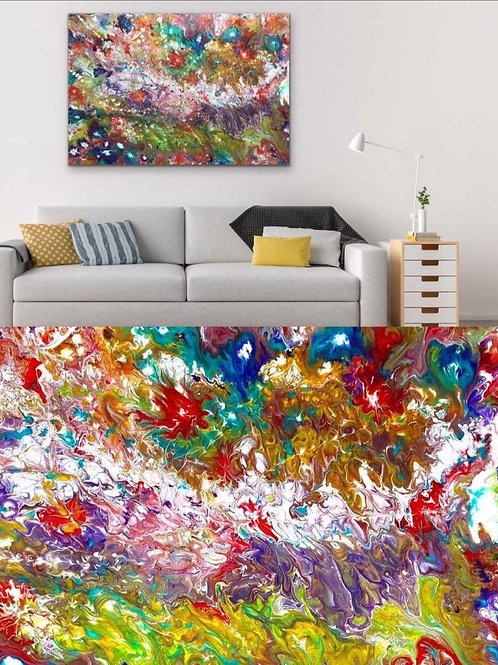 Colour Inspiration by Susan Lynda Taylor