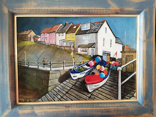'The Slipway, Sheringham' by Mike Smith
