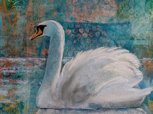 'The Swan' by Lynne Rackstraw
