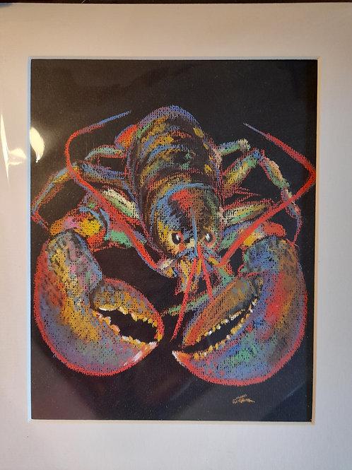Cora Mullenger  - Cromer Lobster