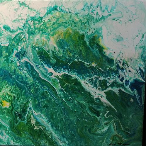 'Splash' by Gillian Thompson