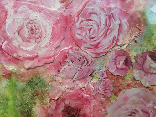 'For the love of roses' by Esther Marshall