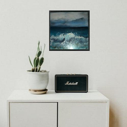 High tide at Heacham - Michelle Carter