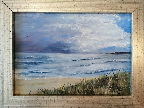'The sea' by Moira Johnson