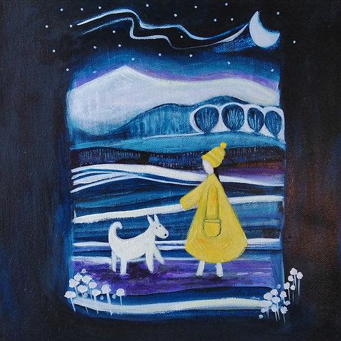 'Winter walk' by Sarah Heather