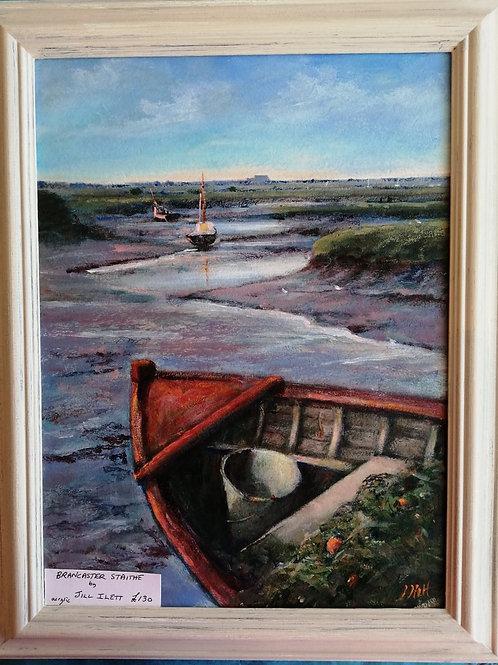 'Brancaster Staithe' by Jill Ilett