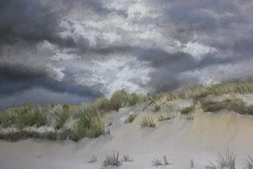 Cora Mullenger  - Horsey beach in March