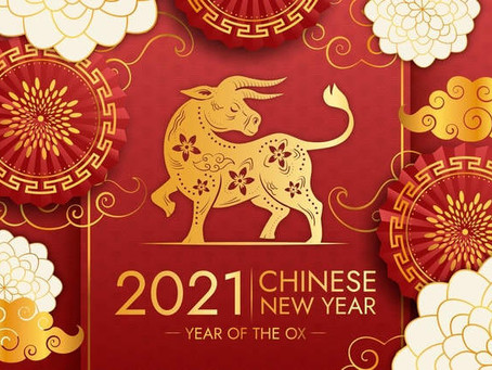 Chinese New Year 2021 – The Year of the OX –  Family Reunion and Guanxi