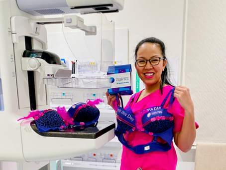 Dr Vanessa Atienza-Hipolito : Running a Breast Care Practice and Reaching One's Potential