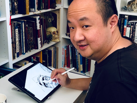 ALAN CHEN – A Visual Artist Breathing Life into Stories