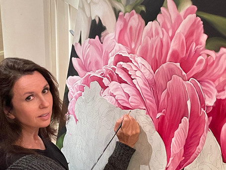 Featuring Elizabeth Richards : An Oil Painting Artist
