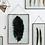 Thumbnail: Iron-Edged Hanging Frame 14x20