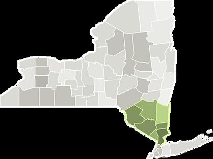 NY Hudson Valley Map Gray.png
