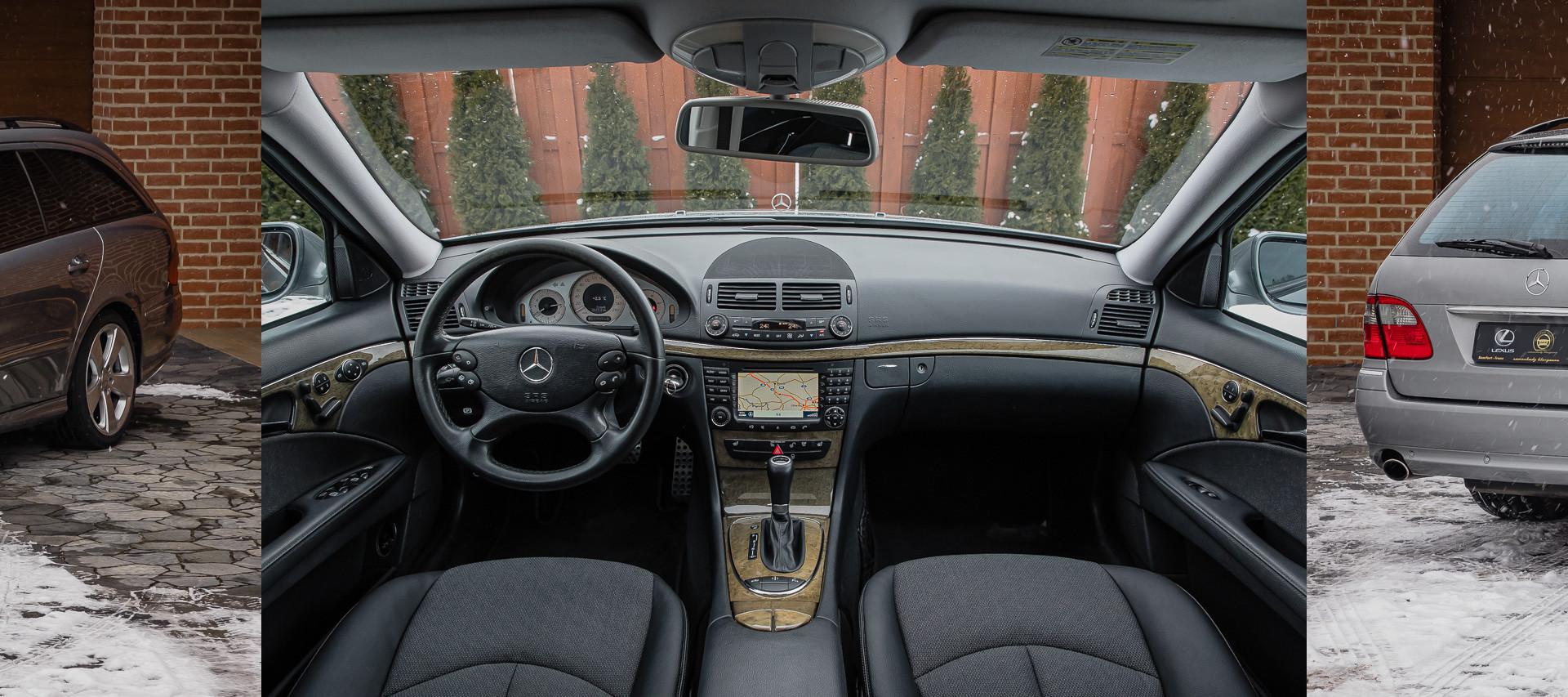 Mercedes E320 T CDI 7G-Tronic Avangarde