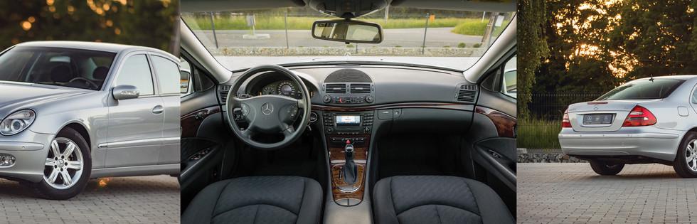 Mercedes E220CDI Classic W211