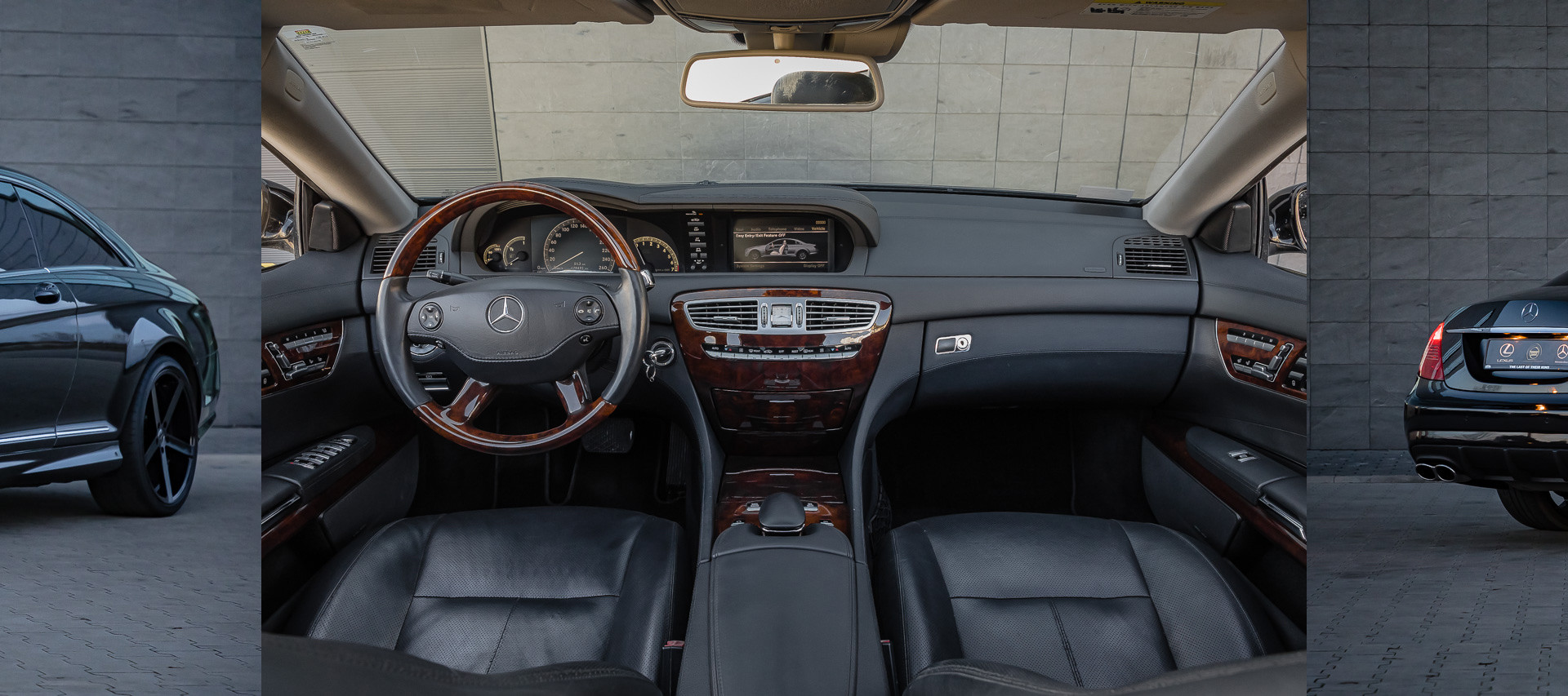 Mercedes CL500 W216