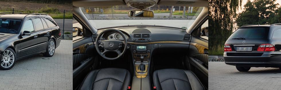 Mercedes E320 T CDI Avantgarde W211