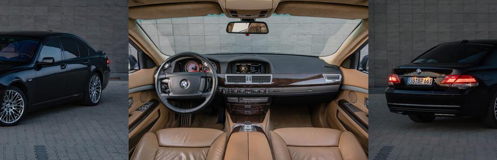 BMW 760i E65