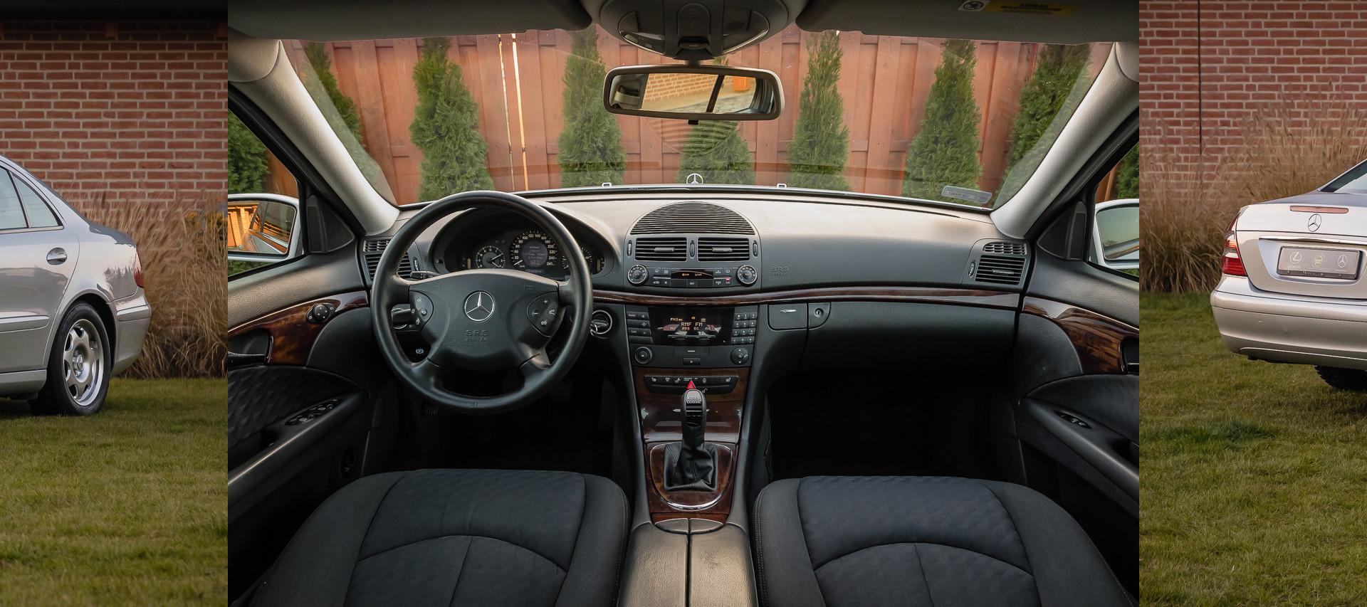 Mercedes E220CDI W211