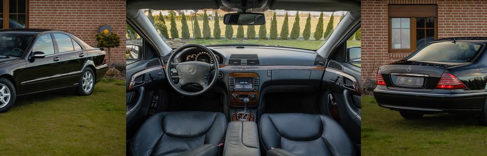 Mercedes S320CDI W220