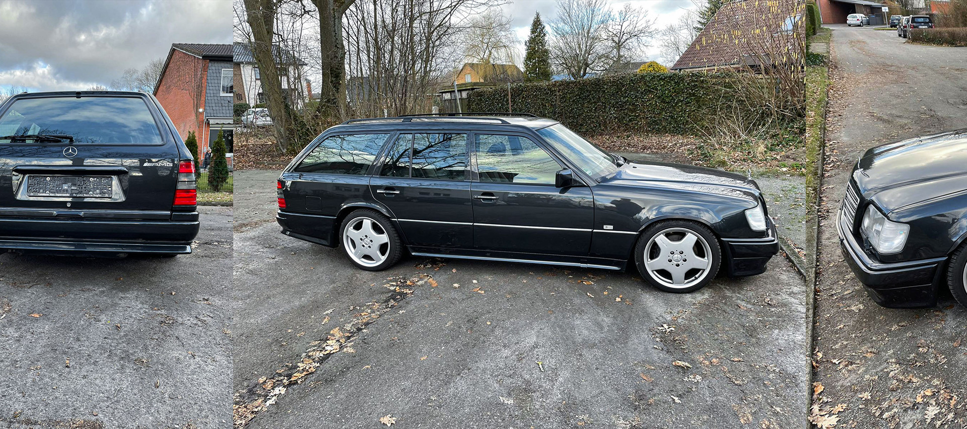 Mercedes E320 T *E36 T AMG