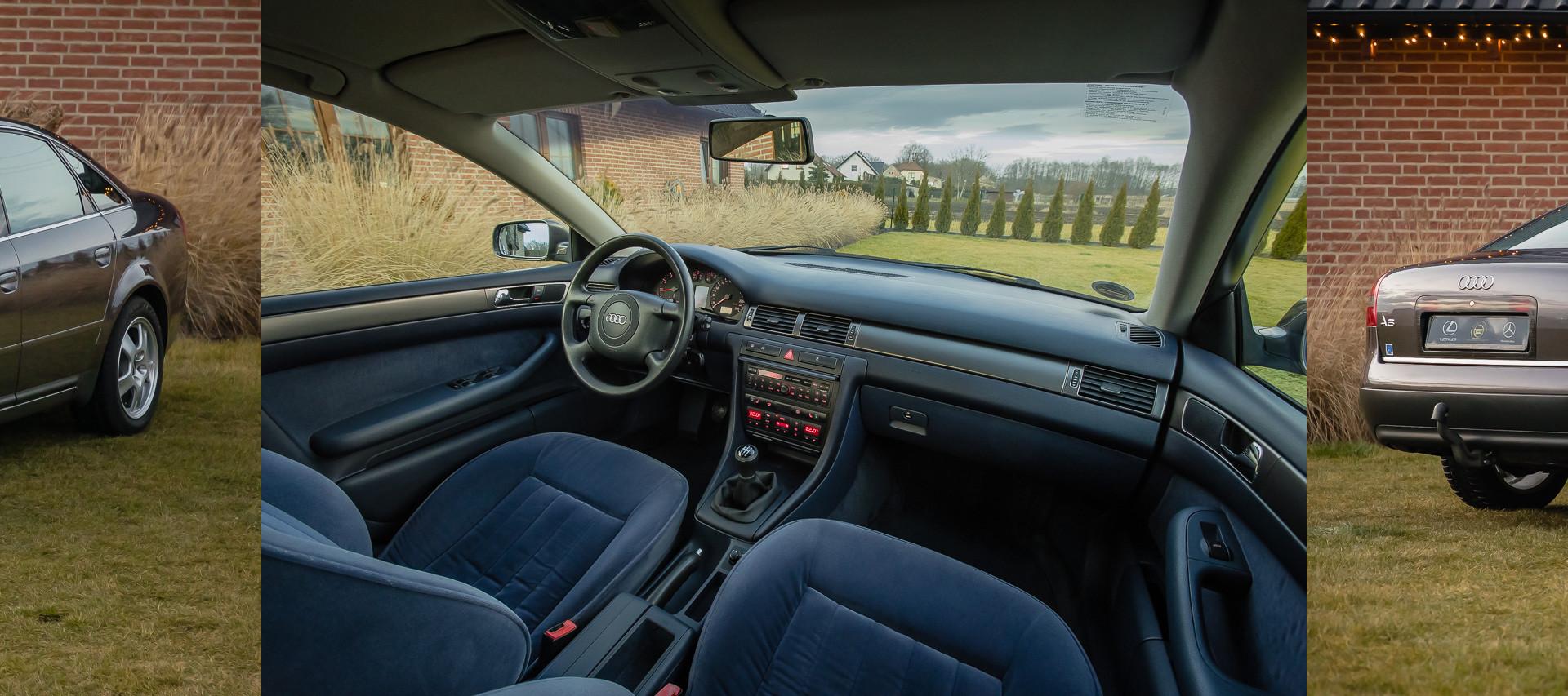 Audi A6 2.4 C5 sedan
