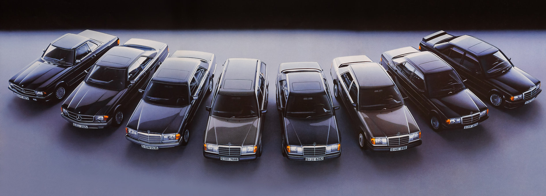 Mercedes-Benz auta klasyczne