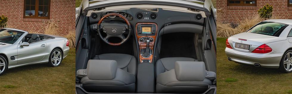 Mercedes SL500 R230