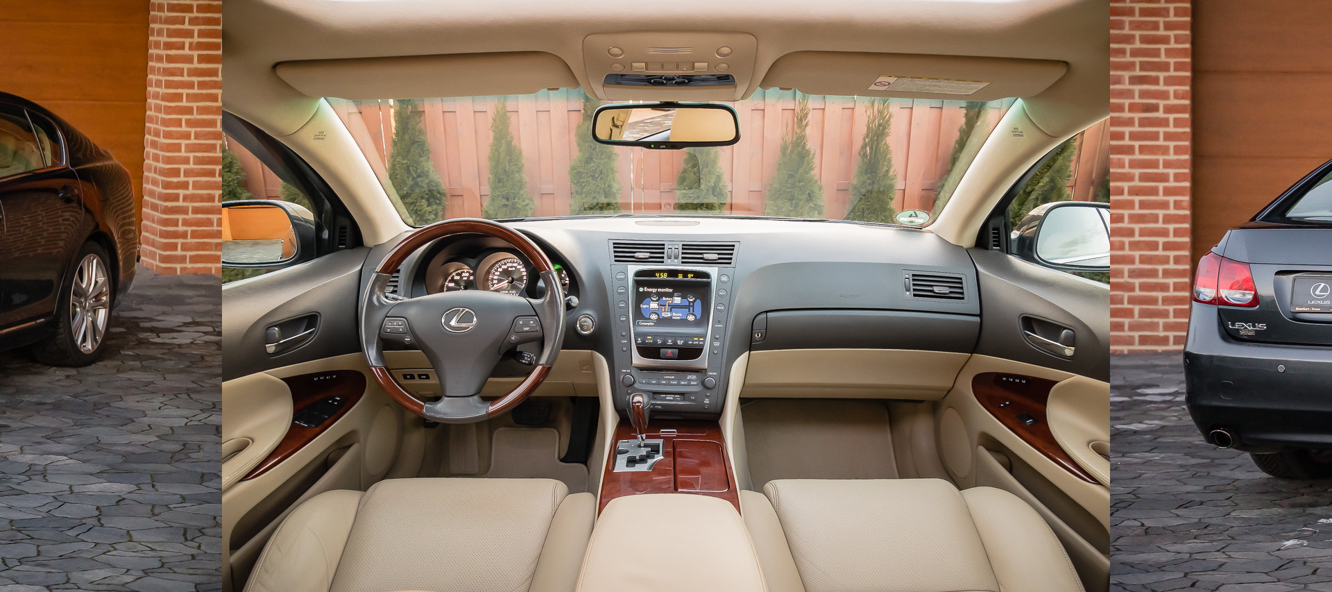 Lexus GS450h Luxury Line