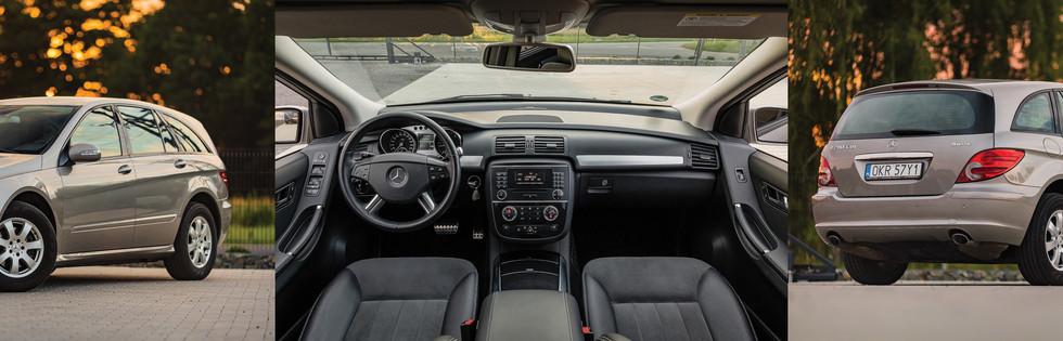 Mercedes R280CDI W251