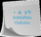 installations projets visioconférences