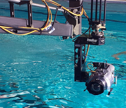 Caisson sous-marin étanche  RED, Alexa, Alexa mini, Phantom. Underwater housing.