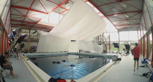 Tournage sous-marin