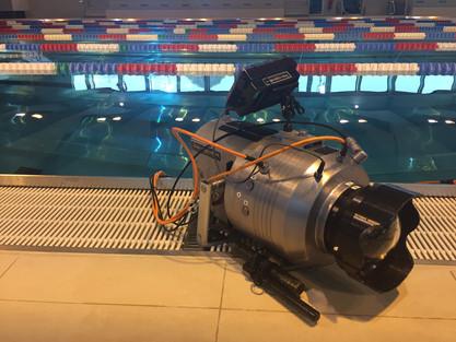 Caisson sous-marin