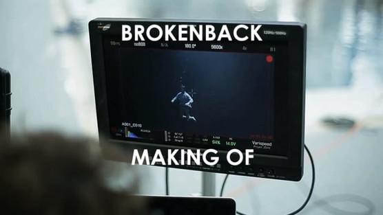 """Making of """"Brokenback"""""""