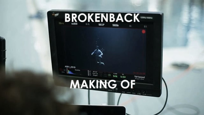 "Making of ""Brokenback"""