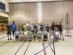 ICP Summer Volleyball Camp