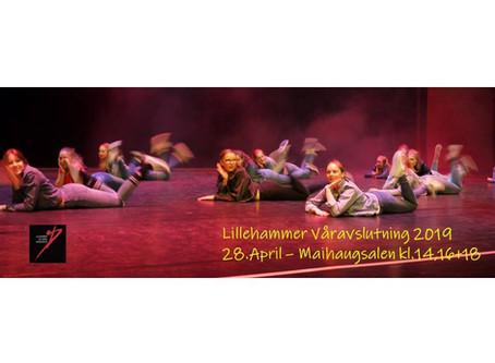 Våravslutninger for Lillehammer og Gjøvik elever! Billettsalget er i gang!!