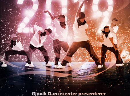 Vinterbarn Danser forestillinger!!!
