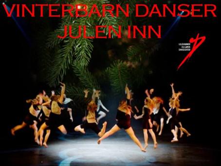 Vinterbarn Danser forestillinger!!